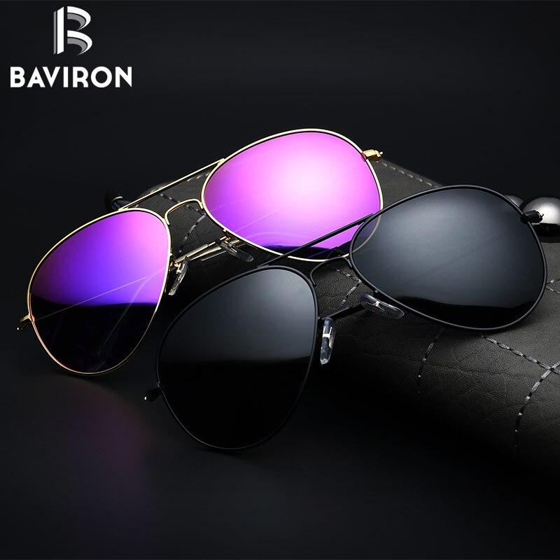 sonnenbrillen Männer und frauen metall polarisierte sonnenbrille klassische sonnenbrille fahren Gläser goldrahmen Z2OMh0