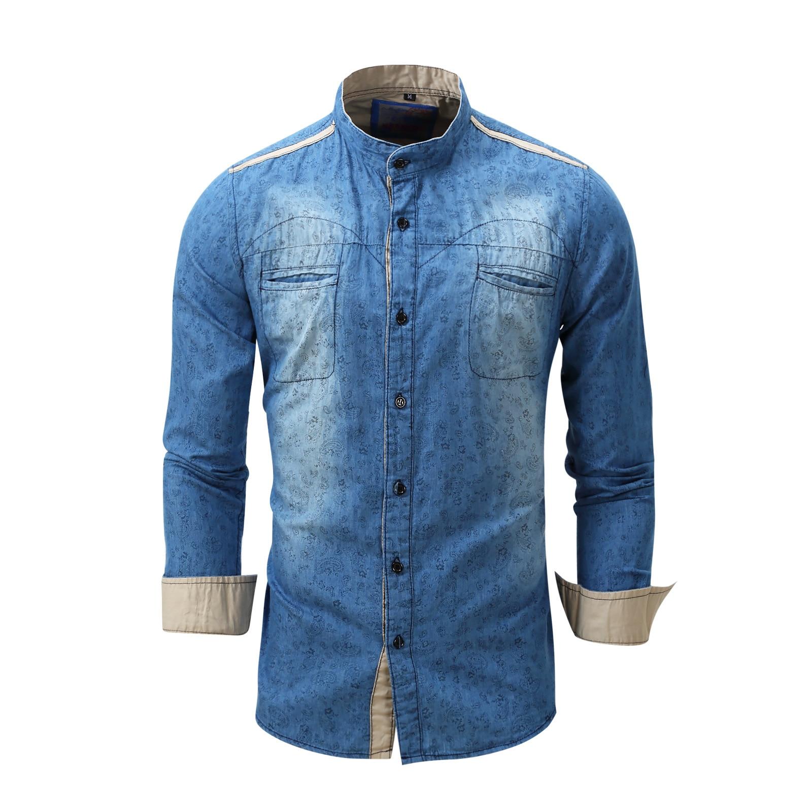 Plus Size Fredd Marshall 2017 Brand New Men Dress Shirt