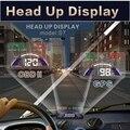 5.8 ''GPS OBD2 HUD Head Up Display Display 2 Sistemas Universal para SUV Del Carro Del Coche