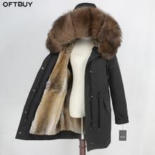 Jacket Fur Parka Natural