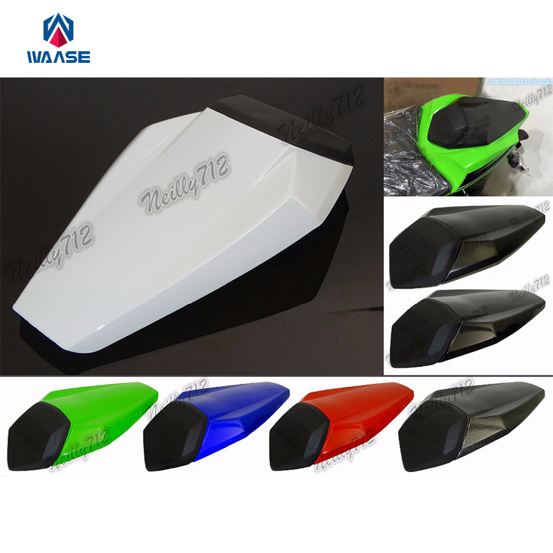 Motorcycle Rear Seat Cover Tail Section Fairing Cowl For Kawasaki Ninja ZX-10R ZX10R ZX 10R 2016 2017 Motorcycle Accessories