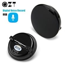 цена на 8GB Portable Sound Recording Digital Audio Voice Recorder Professional Mp3 USB Flash Drive Voice Recorder Mini grabadora de voz