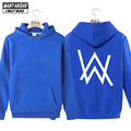 2016 Winter Men's Alan Walker Hoodies Men Fleece Sweatshirts With Hoody Winter DJ Pullover Casual Sudadera Hombre