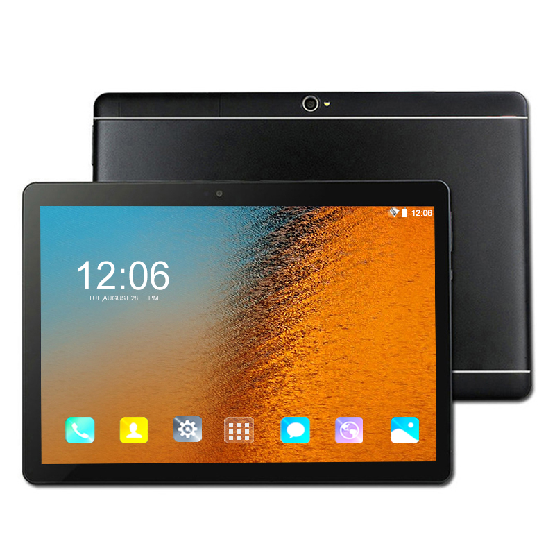 2019 MT8752 10.1' the Tablets Android 8.0 8 Core 6GB+64GB ROM Dual Camera 5MP SIM Tablet PC Wifi mirco Usb GPS bluetooth phone(China)