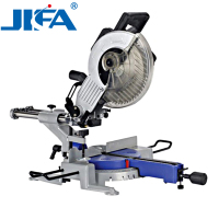 10 Sliding Compound Miter Saw 254mm Miter Saw 1600W Electric Saw 10 Circular Saw Cutting Mluminum or Wood Machine