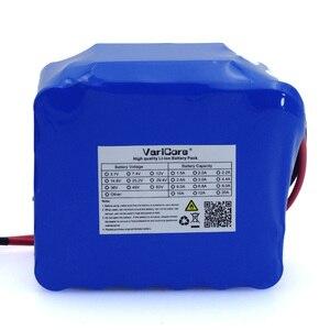 Image 3 - VariCore Batería de descarga 50A 100A de alta potencia, 12V, 11,1 v, 20Ah, protección BMS, 4 líneas de salida, 12,6 V, 500W, 800W, 18650 baterías