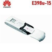 New Huawei E398 4G LTE Speed Surf Stick Modem Dongle 100Mbps e398u 15 plus 2pcs antenna