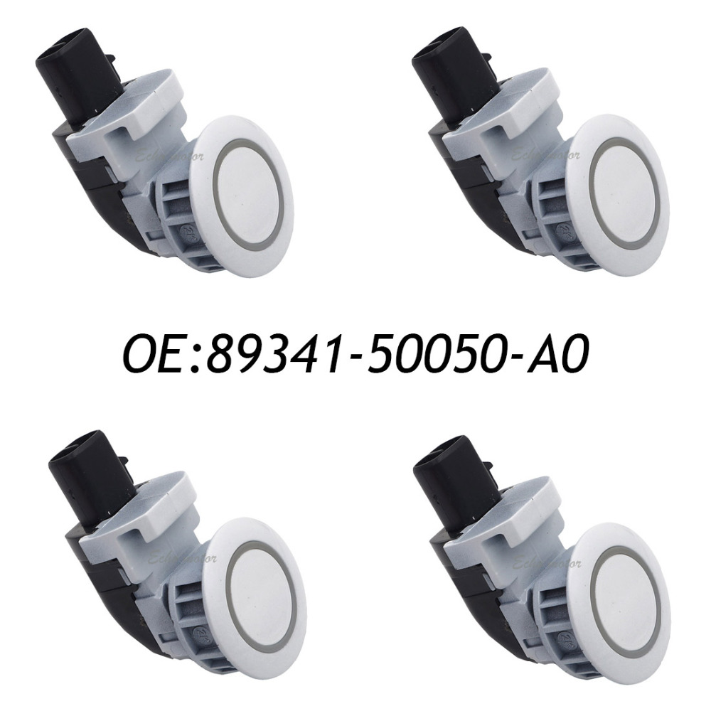 New 4pcs For Toyota Lexus LS430 89341-50050-A0 PDC Parking Ultrasonic Sensor 89341-50050 ,89341-50050 202 ,188200-5750 цена 2017