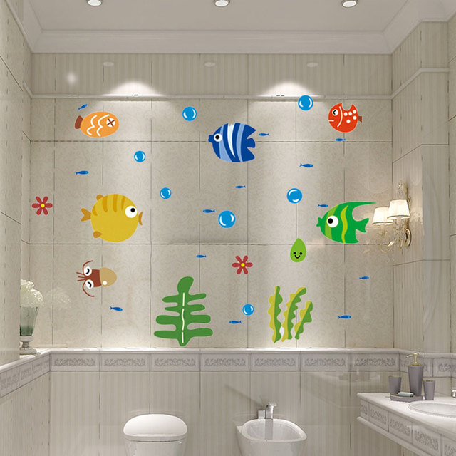 High Quality Wall Paper Lovely Small Bedroom Warm Wall Stickers
