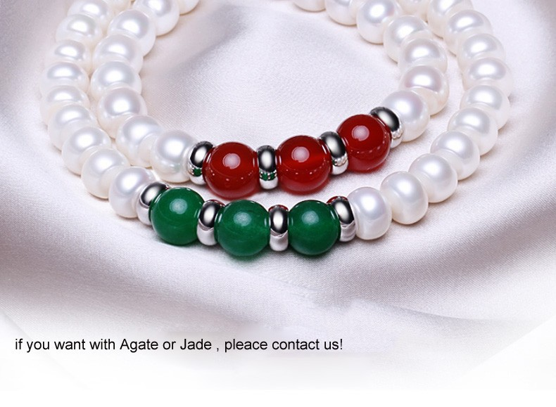 natural pearl necklace  (9)