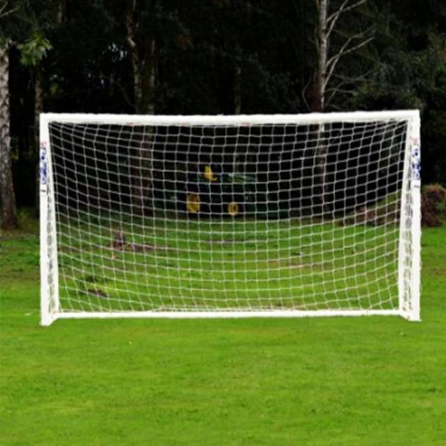 579659838 NEW 12x6FT Full Size Football Net for Soccer Goal Post Junior Sports  Training Practice Football Goal Training