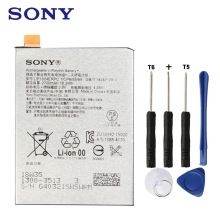 Original Replacement Sony Battery For SONY Xperia X Performance F8132 LIP1624ERPC Authentic Phone Battery 2700mAh все цены