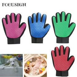 Dog Brush Pet Hair Glove Cat comb Cleaning Brush Pet Dogs Supplies Cat brush gloves hair dog massage grooming Cleaning Product