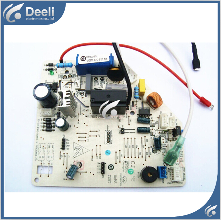 95% new good working for air conditioning computer board motherboard 0011800195L on sale 95% new good working for daikin air conditioning ry125dqy3c motherboard computer board ec0435 5 horses outside board on sale