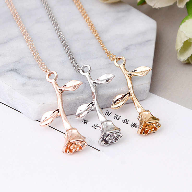 2019 new hot Antique Silver Pentagram Pentacle Angel Wings Pendant Supernatural Necklace Women Jewelry Holiday Gifts
