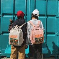 2019Backpack Fashion Oxford Women Backbag Travel Shoulder Bag Harajuku Backpack Female Mochila school bags teenage girls YBR1887