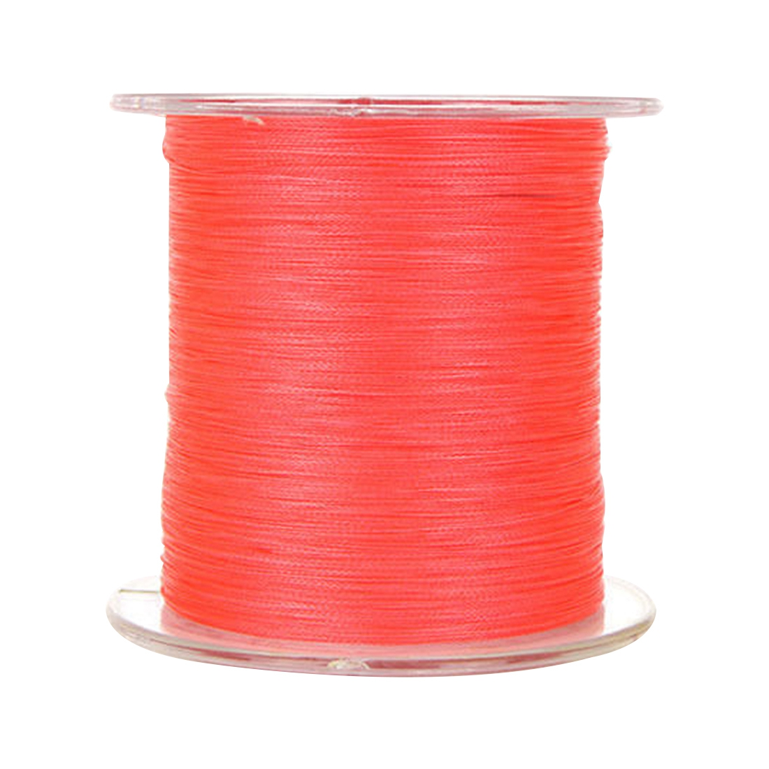 300M 50LB 0.26mm Fishing Line Strong Braided 4 Strands High quality Color:Red