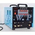 Monofásica AC220V 4 em 1 Multifuncional Soldador TIG-200P AC DC Inversor TIG ARC Máquina De Soldagem Por Pulso