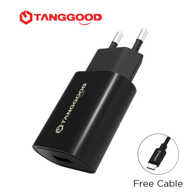 TANGGOOD Quick Charge 3.0 USB Charger Universal for Phone Output 18W QC 2.0 Fast for Samsung Galaxy S8 7 Xiaomi Mi 5 iPhone 7