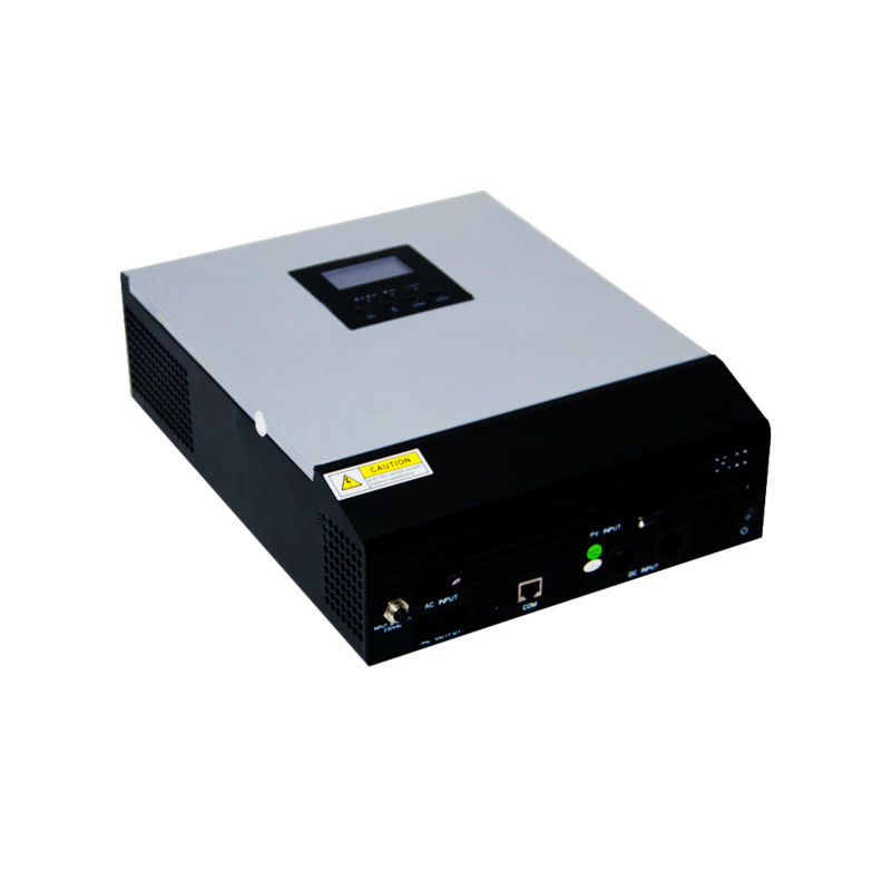 MAYLAR@ 48VDC 5000VA Peak Power 10000VA Pure Sine Wave Solar Hybrid Inverter Built-in 60A MPPT Controller With Communication LCD decen 12v 2000w peak power 4000w pure sine wave solar inverter built in 40a mppt controller with communication lcd display