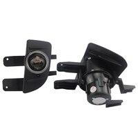 Front bumper headlight bifocal lens sport HID Xenon Halogen fog light lamp holder house for volkswagen golf GTI R VI GTD