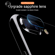 2pcs Camera Lens Screen Protector Film For iPhone XS Max XR X glass on 7 8 6 6S Plus 5 se