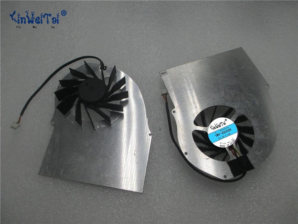 Laptop Fan For Bi-Sonic HP551305H-04 Cooling Fan DC 5V 0.38A free shipping new original bi sonic one hundred refine fan 5e 115b 15055 115v temperature fan
