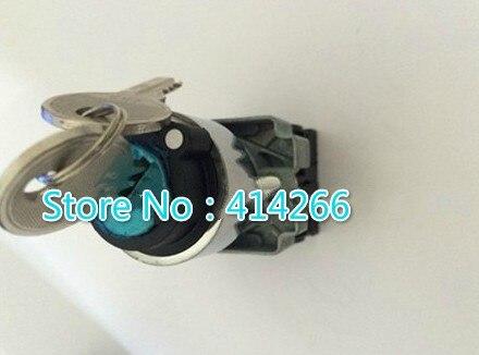 N/O n/c кнопочный переключатель XB2 bg65 xb2-bg65 2 Позиции ключом селектор выбора кнопочный переключатель