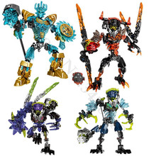 Biochemical Warrior Bionicle Ekimu the Mask Maker Building Block Toys Compatible With Legoings 71312 the biochemical protective role