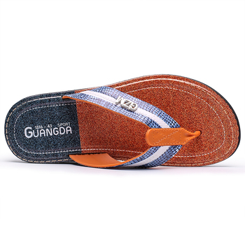 dcfaf670fead Men Sandals Water Summer Slippers Beach Flip Flops Designer Fashion ...