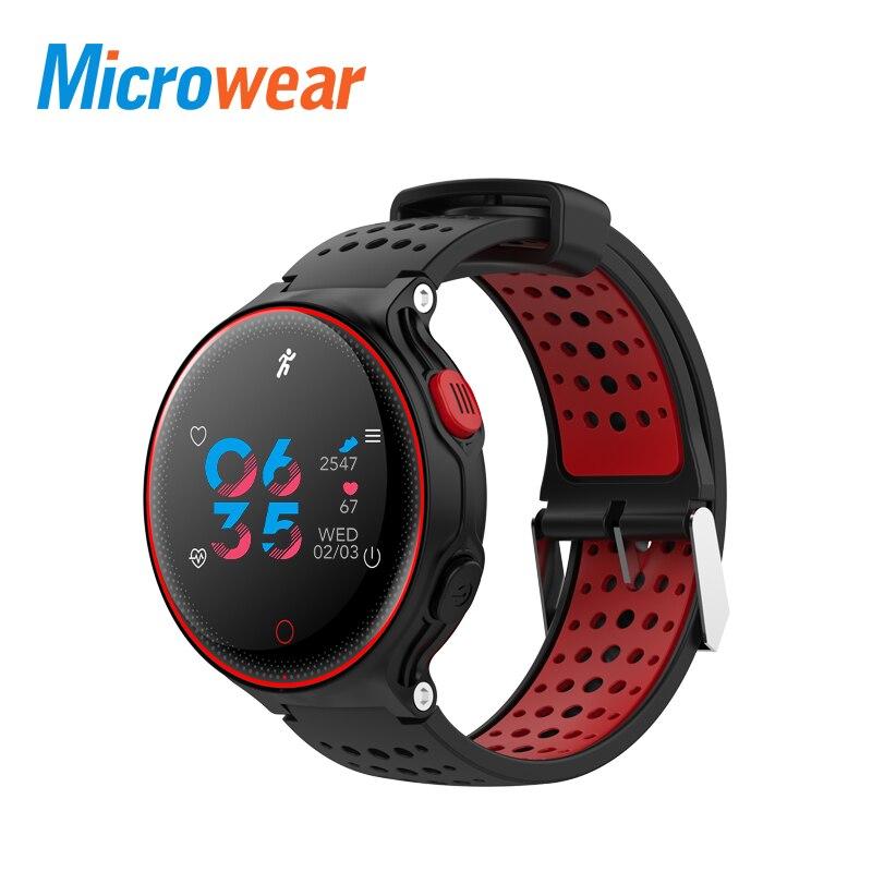 Microwear X2 plus Sport Bluetooth Color Screen Smart