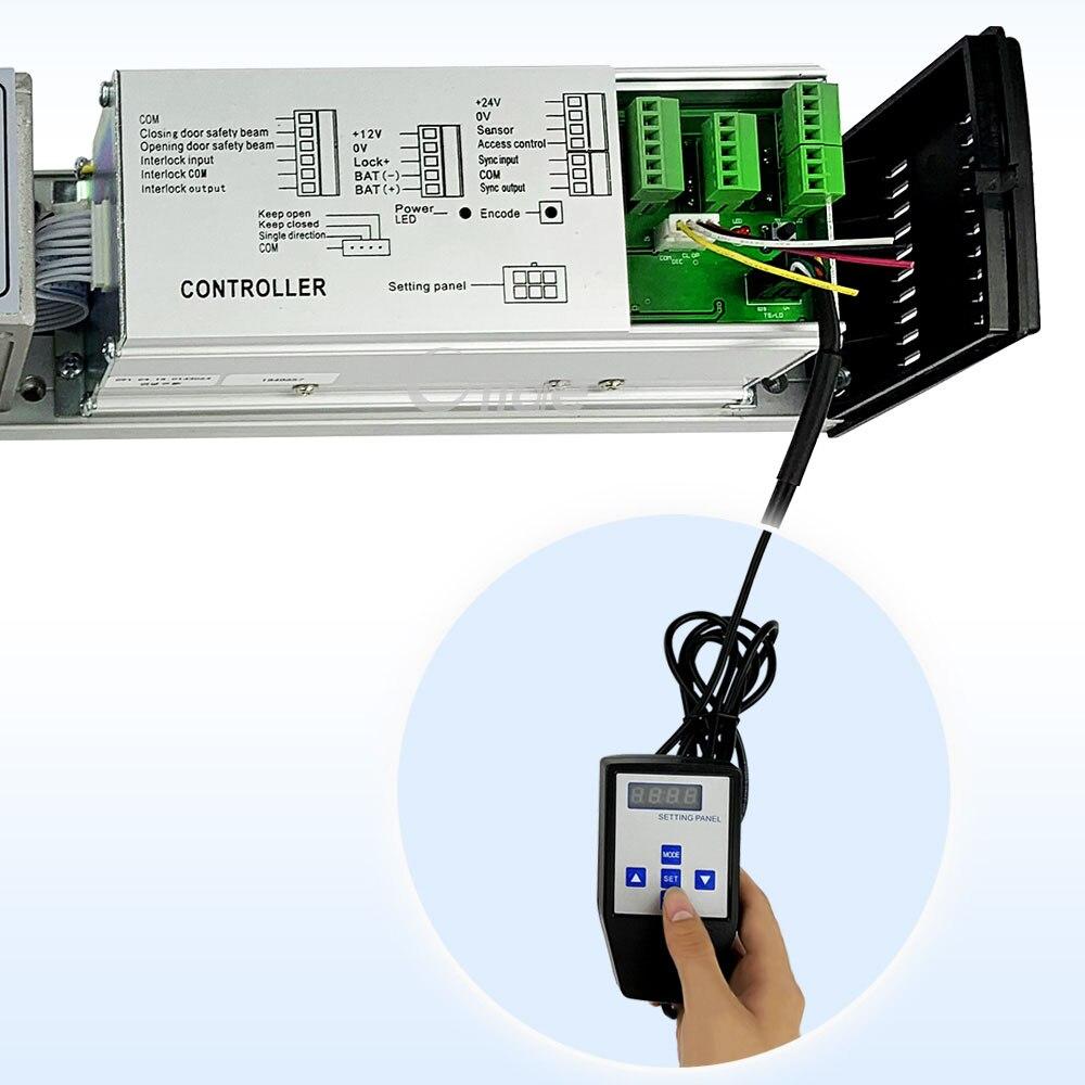 110V Low Energy ADA Swing Door Operator With Push Button (6)