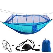 Moskito Freies Hängematte Net Ultraleicht Outdoor Tragbare Für Reise Überleben Camping Schlafen Hamak Bett Hamac