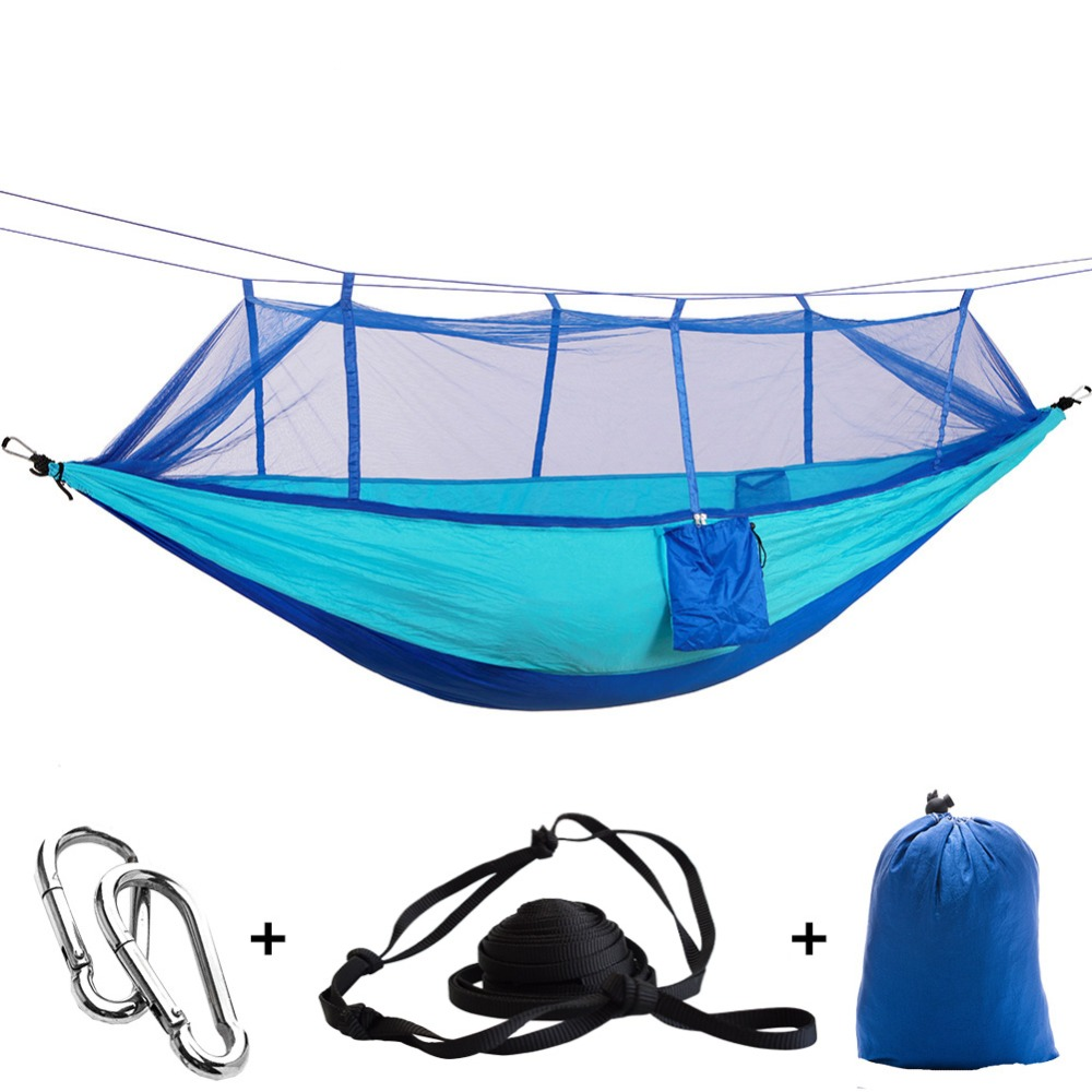 Mosquito Free Hammock Net Ultralight Outdoor Portable For