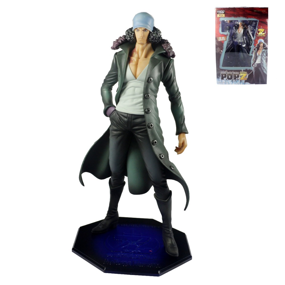 One Piece Anime Edition-Z Aokiji Kuzan Movie Film Z 1/8 Figure Free Shipping z ultra google edition
