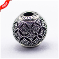 Compassion Essence Charms DIY Fits for Pandora Bracelets 100% Sterling Silver Beads Fine Jewelry For Women 13F038
