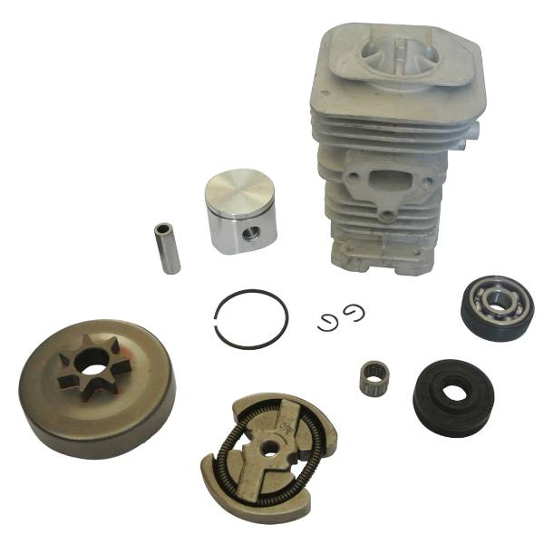 Cylinder & Clutch Drum Bearing Kit For 136 137 141 142 Chainsaws cylinder