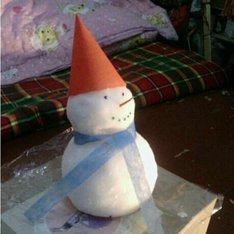 1 упаковка искусственный снег мгновенный Snow Powder искусственный Снеж. порошок пушистая Снежинка супер абсорбент Замороженные вечерние Волшебный реквизит Рождественская вечеринка
