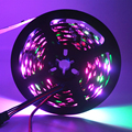 5m DC5V addressable ws2801 led light strip 32pixel/m SMD5050 RGB flexible individually led  Arduino development ambilight TV