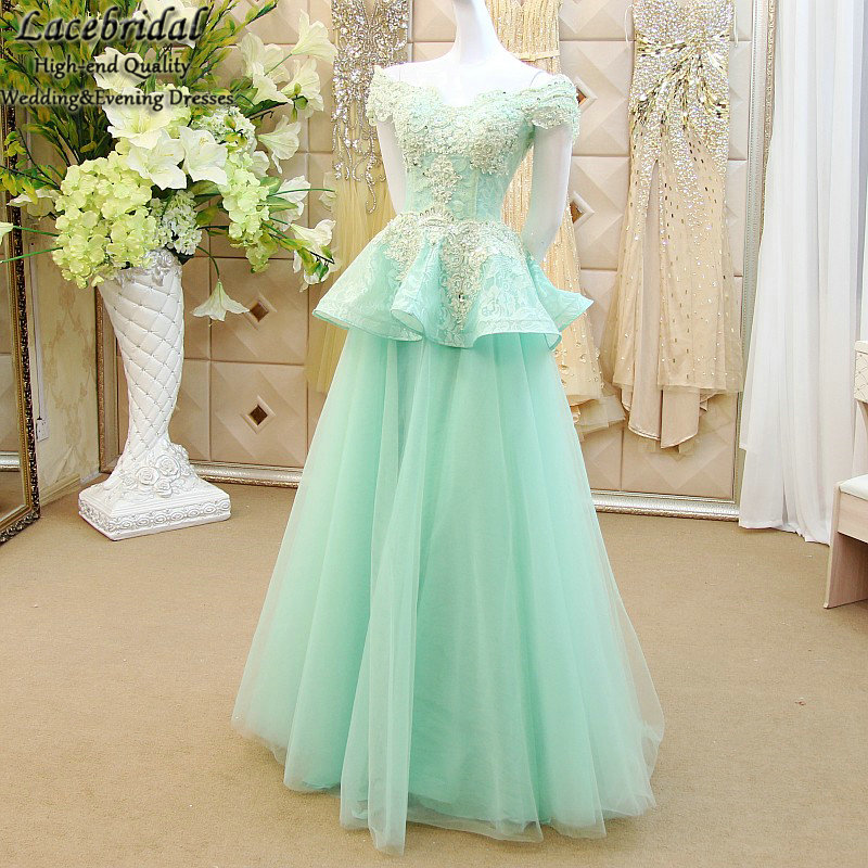 High Quality Turquoise Evening Dress Promotion-Shop for High ...