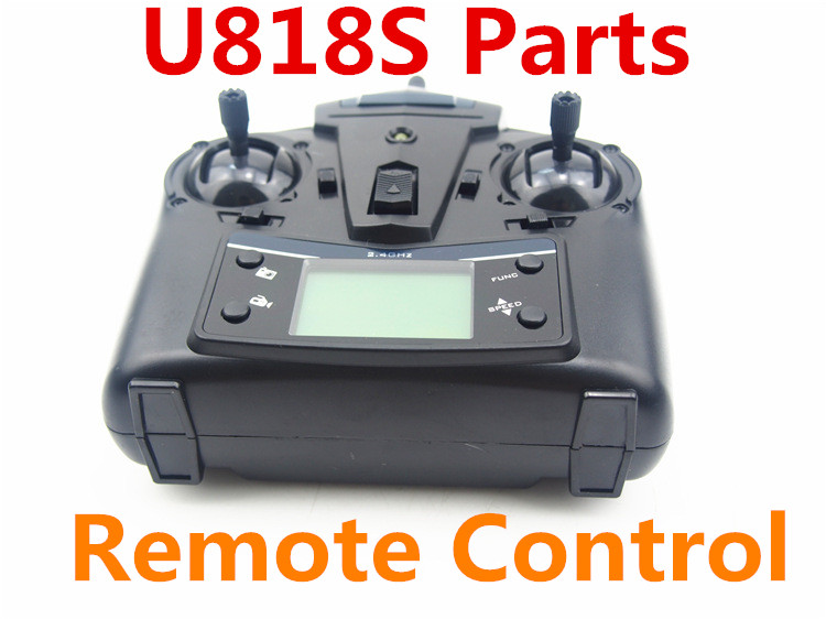 Free Shipping rc drone Spare Parts remote controller for U842 u818s U818S-15 RC Quadcopter Helicopter Drone Accessories