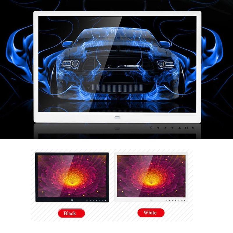 13,3 pulgadas marco de fotos Digital HD de alta resolución 1366x768 ...