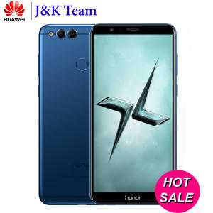 "Global ROM Huawei Honor 7X5.93 ""View Screen 2160 * 1080pix OTA Update Mobile Phone"