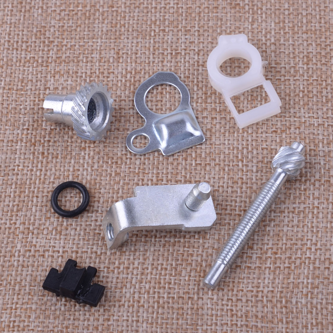 LEATOSK 7pcs/kit Chain Adjuster Tensioner Screw Fit For Stihl 044 046 064 066 MS440 MS460 MS640 MS660