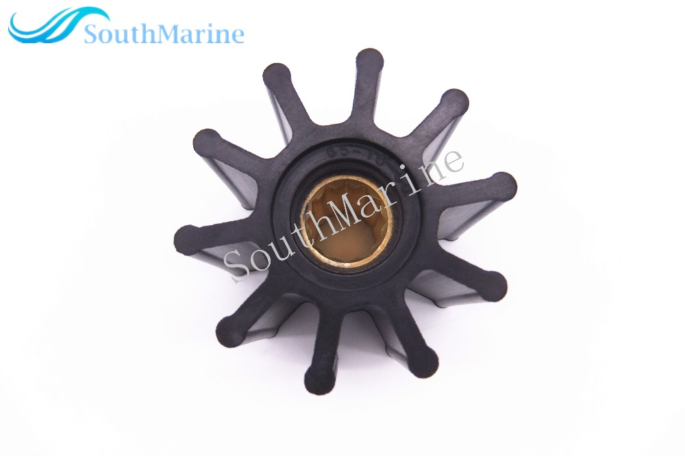 Image 2 - Flexible Impeller Jabsco 17937 0001 Johnson 09 1028B for Inboard Engine Water Pump-in Boat Engine from Automobiles & Motorcycles