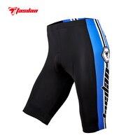 Tasdan Custom Cycling Shorts Mountain Bike Bibs Mens Bicycle Cycling Comfortable Cycling Shorts Padded Pants For