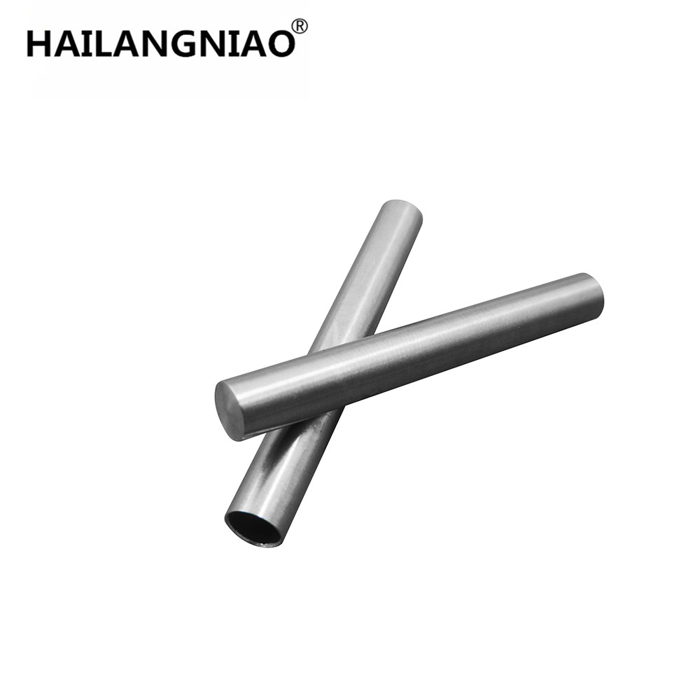 10PCS Thermocouple / RTD / 6*50MM DS18B20/NTC Encapsulated Stainless Steel Tube Steel Head Stainless Steel Tube P
