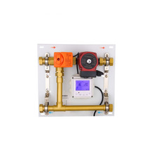 Factory Direct Land River Floor heating manifold System Temperature Control Center In