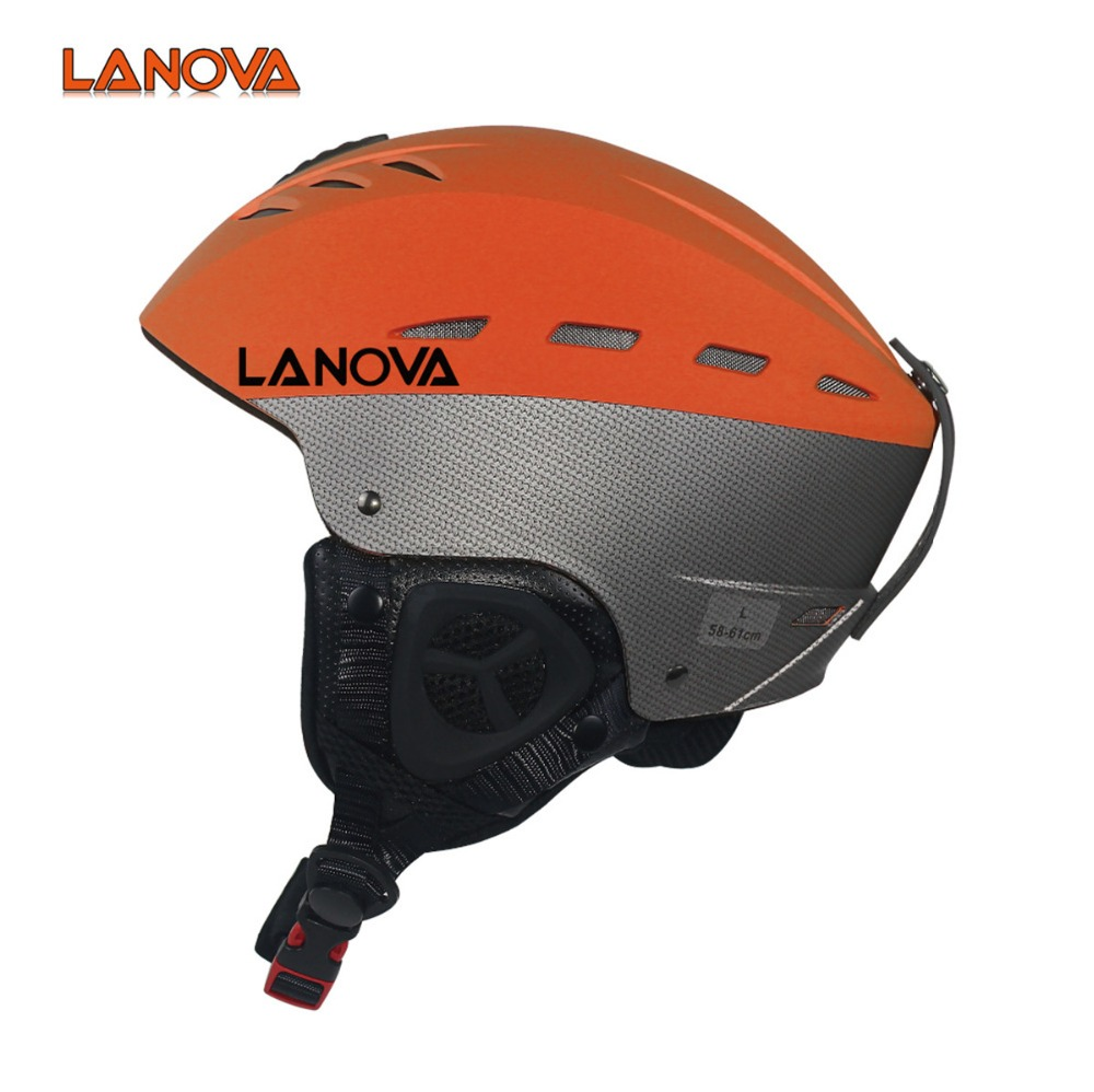 LANOVA sport ski helmet adult ski helmet man skating / skateboard helmet multicolor snow sports helmets цена