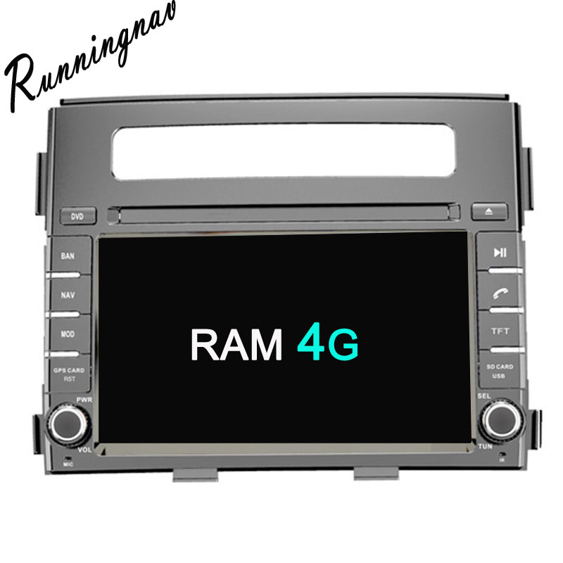 Android 8 0 Octa Core PX5 PX3 Fit KIA SOUL 2012 2013 Car DVD Player Navigation